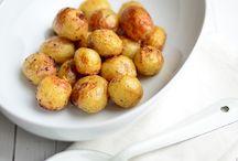 Eten: Aardappels