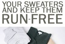 Laundry & Clothing Care