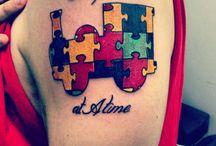 autism tatoos / by Susan Reber