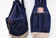 borse e abbigliamento