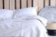 Jétés de lits estivales
