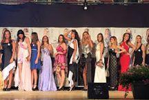 """Miss Mondo / Selezione di Miss Mondo svoltasi a Bagnara di Romagna dove MR Sartoria ha presentato capi delle sue collezioni """"Incanta"""" e """"Diva"""""""
