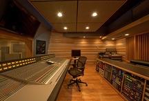 Recording Studios / Recording Studio design