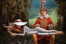 Michael Cheval Art