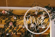 REAL WEDDING // Mykey + Eric