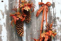 Podzimní dekorace :))
