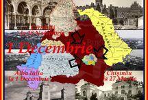 Zile importante - 1 Decembrie, 28 Noiembrie, / 1 Decembrie, ziua României Mari, de la Nistru pân' la Tisa... de la Suceava la Cernăuţi, Hotin, Cetatea Albă...     şi a tuturor românilor, de oriunde...