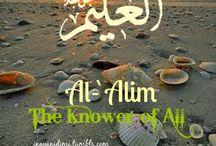 Al-'Alim (The Knower of All)