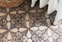 Kitchen floor / Padló a konyhában