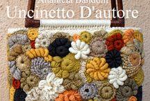 Knitting very varied