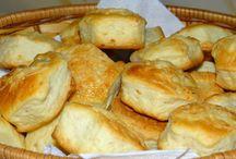 Pogácsák, sós finomságok