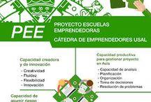 Emprendimiento en la escuela /  Pequeños emprendedores grandes ideas ABC emprendiendo