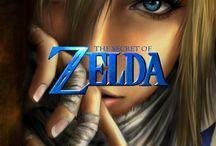 Legends of Zelda posters