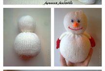 knit - Cristmas
