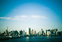 Visit Japan / by Krysten Moscoso
