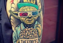Tatuaże, które mnie zachwycają