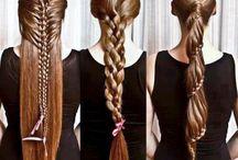 Hair styles / by Kealana Meindl