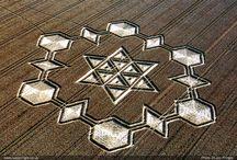 Crop Circles Design Inspiration