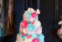 Cakes / Wedding 2017