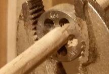 dowel and moldings