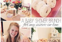 hallies baby shower / by Alexis Hodson