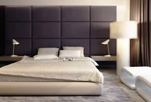 Ideas for the bedroom wall / Could be a headboard, could be art...options, so many options