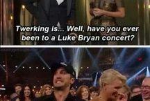 All things Luke Bryan