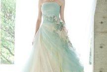 드레스와 소품