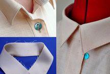 Shirt sewing tips