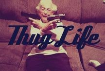Thug Life Birthday