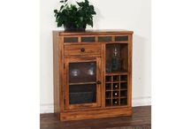 Bars & Wine Storage / whether you're entertaining guests or hosting the family get together, it's always a good place to gather around and reminisce over good times.