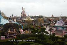 Disneyland Paris - en invierno