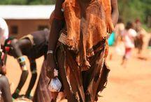 Africa inspirace