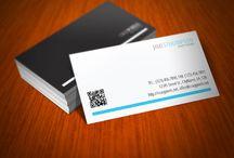 Business Card / by Masha Bayteeva