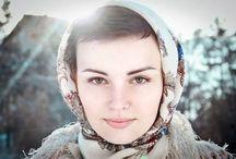 Славянки / http://darrung.blogspot.ru/search/label/славянки