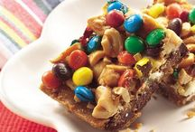 Brownie's and Bars / by Dorie Hughes