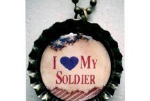 Military -Patriotic Jewelry