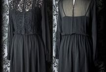 ~ A Lady's Inner Goth ~ / Goth clothes, Victorian fashion and Decor