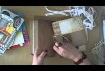 Minialbum/enkle bøker
