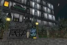 Second Life Halloween 2012