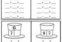 Math 1st grade / Math
