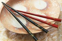 Chopsticks (Japanse Traditional Lacquerware) / Stylish Traditional Lacquerware Chopsticks which you can buy direct from Japan.