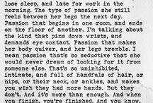Love passion quotes