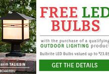 "the ""GREEN"" outdoors / LED Benefits for the Great Outdoors / by Lighting New York"