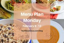 Meal Planning and Meal Prep / meal planning tips and recipes for meal prepping