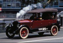 1992 WORLD TOUR : steam car / Expedition TROPHILEAS 1992. Tour du Monde en 80 jours avec une Stanley à vapeur de 1922. Photos © T3 / Nicolas LECORRE.