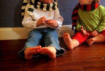 Tutorials ~ Knitting