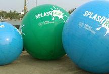 Balon Bola / Balon Pantai