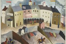 Showcasing the art of Suzanne Cooper (1919-1962) / 'The forgotten figure of British Modernism', see https://www.suzannecooper.org/about-1/