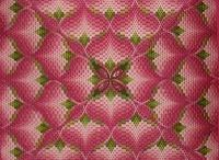 Embroidery Bargello